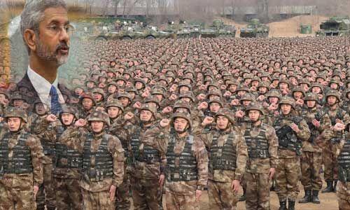 चीनी सेना की विशाल परेड देखने पर यह बोले विदेश मंत्री एस. जयशंकर