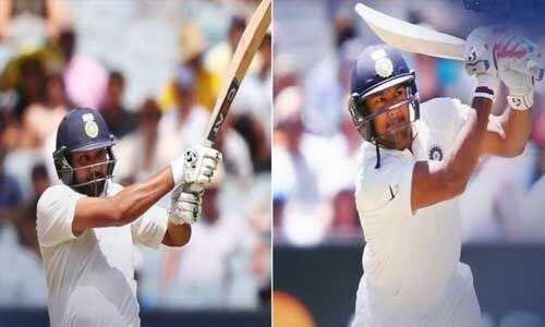 टेस्ट क्रिकेट में रोहित शर्मा और मयंक अग्रवाल की रिकॉर्ड साझेदारी, नया रिकॉर्ड बना
