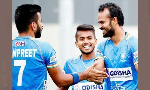 भारतीय पुरुष हॉकी टीम ने विश्व चैम्पियन बेल्जियम को हराया