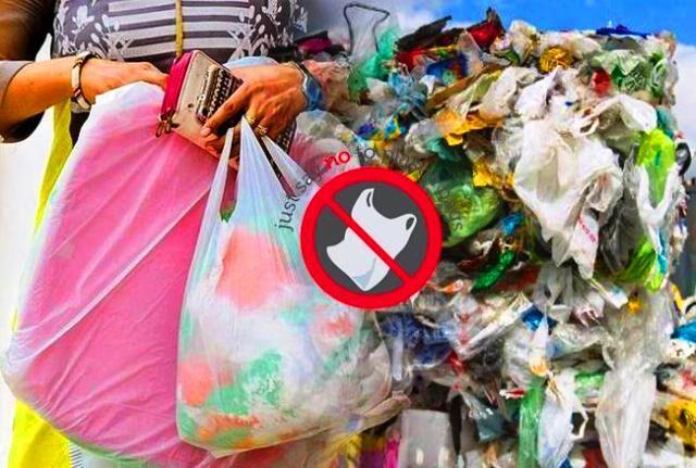 प्लास्टिक को ना लेकिन ठोस विकल्प भी दीजिए