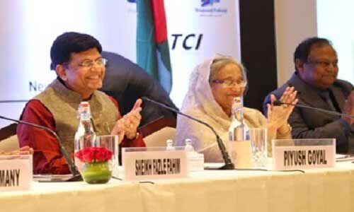 भारत-बांग्लादेश एक दूसरे के प्रतिस्पर्धी नहीं बल्कि सहयोगी हैं : पीयूष गोयल
