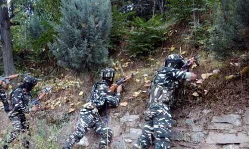 गुरेज सेक्टर में घुसपैठ करने वाले दो आतंकवादियों को सुरक्षा बलों ने मार गिराया