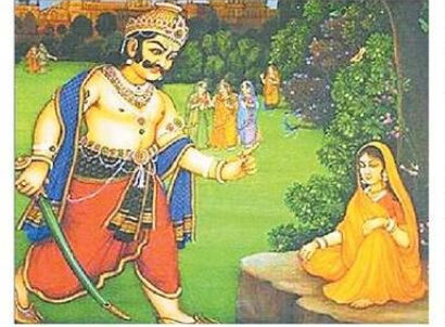 नवरात्री नौवां दिवस - सीता : स्त्री शक्ति का साक्षात्कार