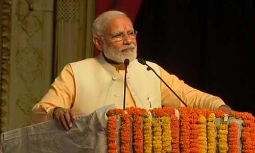 विजयादशमी के अवसर पर देश के लोग कोई एक संकल्प जरूर लें: पीएम मोदी
