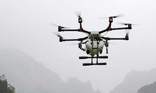 पंजाब के हुसैनीवाला सेक्टर में दिखे पाकिस्तानी ड्रोन, बीएसएफ हुई अलर्ट