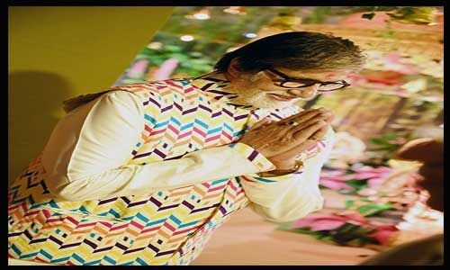 अमिताभ बच्चन ने दिए बिहार के बाढ़ पीड़ितों के लिए रुपये