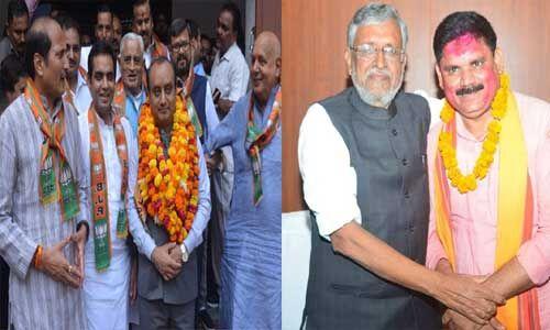 UP से सुधांशु त्रिवेदी और बिहार से सतीश चंद्र दूबे निर्विरोध चुने गये राज्यसभा सदस्य