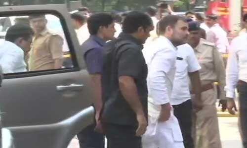 मानहानि मामला : राहुल गांधी सूरत कोर्ट में हुए पेश, अगली सुनवाई 10 दिसंबर को