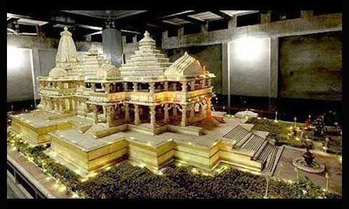 राम मंदिर बनाने के लिए देश के पहले गृह मंत्री जैसा मनोबल चाहिए, जो अब किसी में नहीं दिखता