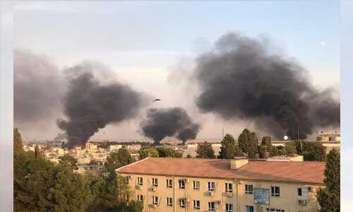 अमेरिकी सेना हटते ही सीरिया में तुर्की ने बरसाए गोले, भारत ने जताया कड़ा विरोध