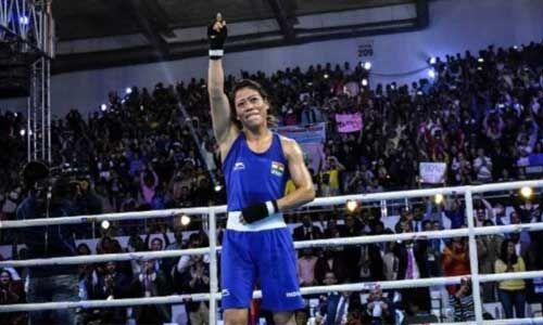 विश्व महिला मुक्केबाजी चैम्पियनशिप के सेमीफाइनल में पहुंची मैरी कॉम