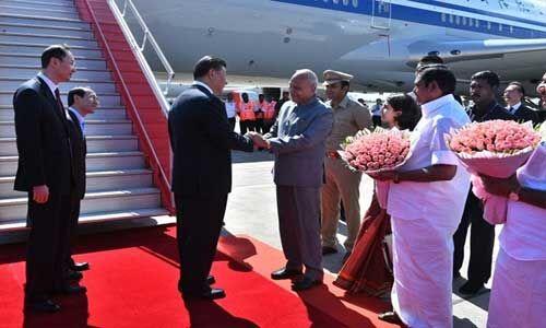 पीएम मोदी ने चीनी भाषा में संदेश देकर किया शी जिनपिंग का स्वागत