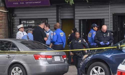 न्यूयॉर्क सिटी में हुई फायरिंग में चार की मौत और तीन घायल