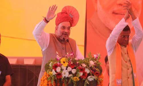 अमित शाह ने कहा - भारत 2024 तक घुसपैठियों से होगा मुक्त