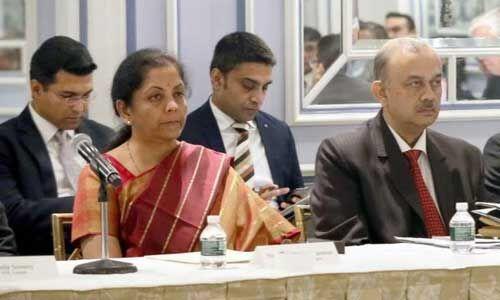 निवेश के लिए दुनिया में भारत से अच्छी कोई जगह नहीं : निर्मला सीतारमण