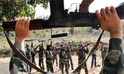 गढ़चिरौली नक्सली हमले में 2 पुलिसकर्मी शहीद, 3 घायल