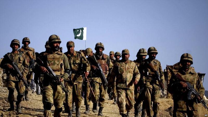 सेना के पराक्रम से पस्त हुआ पाकिस्तान