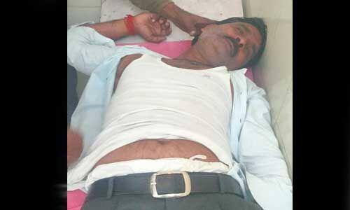 भितरवार : तीन नकाबपोश बदमाशों ने गल्ला व्यापारी को गोली मारकर लूटा रुपयों से भरा बैग
