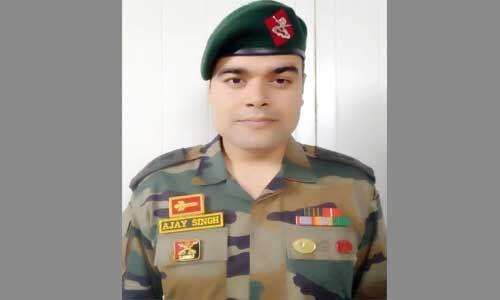 ग्वालियर के जांबाज कर्नल अजय सिंह को मिलेगा राष्ट्रपति का शौर्य पदक