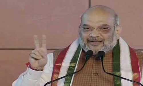 मोदी 2 सरकार के पहले चुनाव में दोनों राज्य बीजेपी ने जीती : अमित शाह