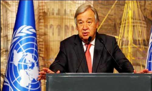 घाटी में रह रहे लोगों के मानवाधिकारों का सम्मान किया जाना चाहिए : संयुक्त राष्ट्र