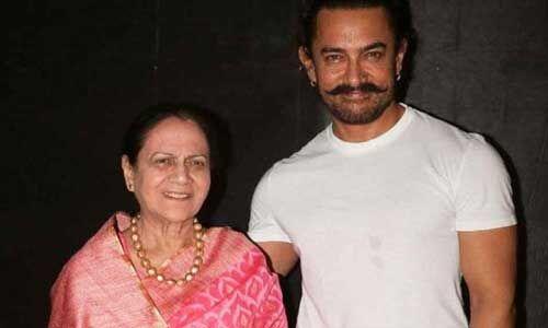 आमिर की मां जीनत देंगी फिल्म