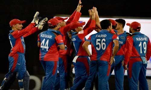 टी-20 मैचों की वेस्टइंडीज के खिलाफ श्रृंखला के लिए अफगानिस्तान की टीम घोषित