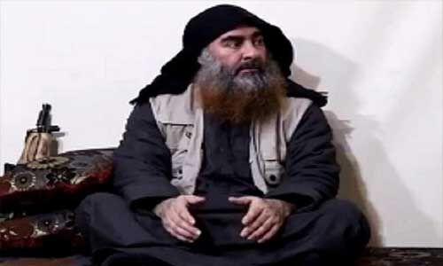 अमेरिकी सेना के ऑपरेशन में अबू बकर अल-बगदादी सीरिया में मारा गया