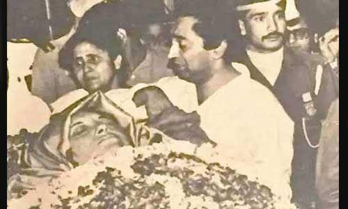 पूर्व प्रधानमंत्री इंदिरा गांधी की पुण्यतिथि पर कमलनाथ ने दी भावुक श्रद्धांजलि