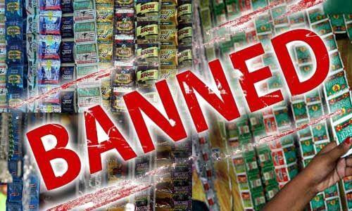 बंगाल में गुटखा और पान मसाला की बिक्री पर प्रतिबंध
