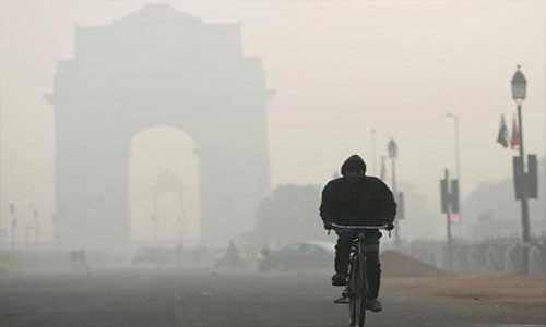 दिल्ली बना विश्व का सबसे प्रदूषित शहर, एक्यूआई पहुंचा 777