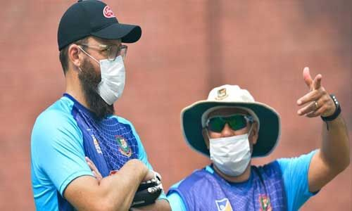 दिल्ली प्रदूषण पर बोले बांग्लादेशी कोच - परिस्थितियां दोनों टीमों के लिए हैं