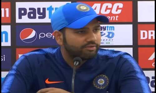 पंत टी-20 प्रारूप में एक मैच विजेता खिलाड़ी हैं : रोहित शर्मा