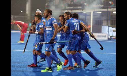 इंडियन पुरुष हॉकी टीम ने टोक्यो ओलंपिक के लिए किया क्वालीफाई