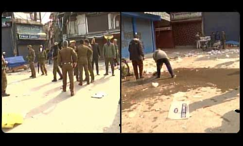 J&K : श्रीनगर में ग्रेनेड से हमला, एक की मौत, 25 घायल