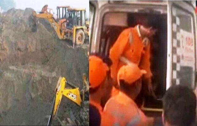 एनडीआरएफ की टीम ने 50 फुट गहरे बोरवेल में गिरी शिवानी को निकाला बाहर, बच्ची की हुई मौत