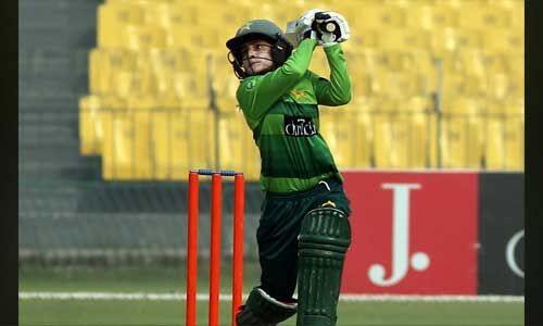 100 एकदिवसीय मैच खेलने वाली तीसरी महिला क्रिकेटर बनीं जावेरिया