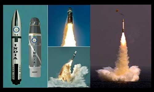 अब दुश्मनों के परखच्चे उड़ाएगा K-4 मिसाइल, सफल हुई टेस्टिंग