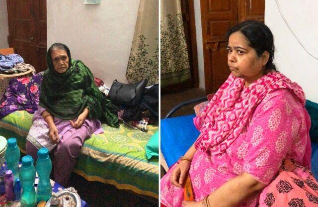 खुद के घर में 2 माह से बंधक थीं सेवानिवृत्त आईजी की पत्नी और साली, 15 ताले तोड़ पुलिस ने कराया मुक्त