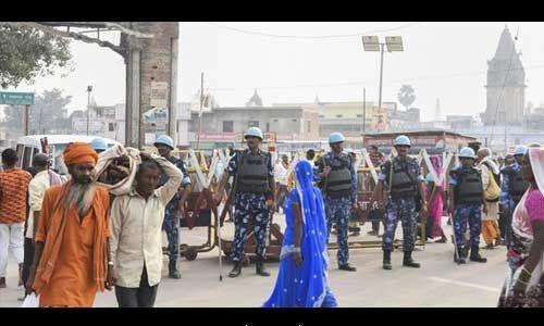 अयोध्या फैसले पर यूपी में सुरक्षा कड़ी
