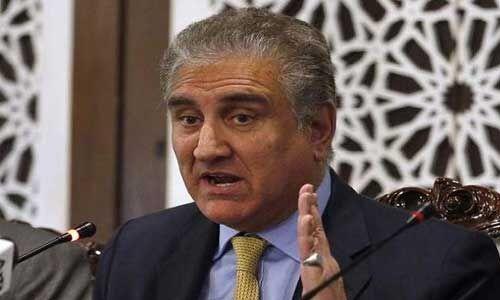 अयोध्या के फैसले पर पाकिस्तान विदेश मंत्री ने उठाए सवाल