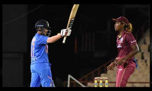 महिला क्रिकेट शेफाली ने तोड़ा सचिन का 30 साल पुराना रिकॉर्ड