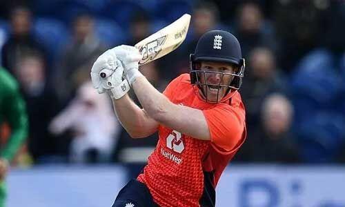 टी-20 क्रिकेट में दो हजार रन बनाने वाले पहले बल्लेबाज बने मोर्गन