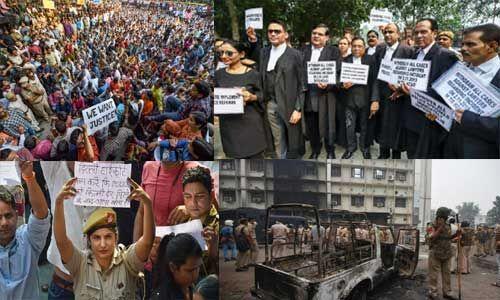 दिल्ली में दस सदस्यों की टीम पुलिस व वकीलों के बीच की दूरी को करेगी कम