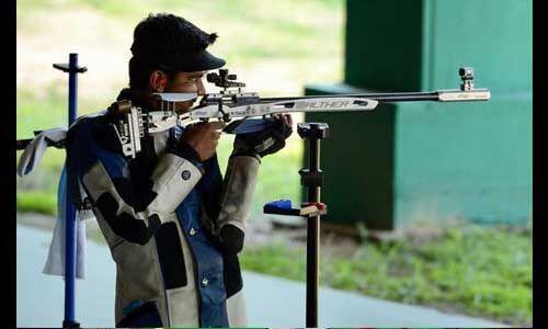 18 वर्षीय ऐश्वर्य ने भारत को दिलाया ओलिंपिक कोटा