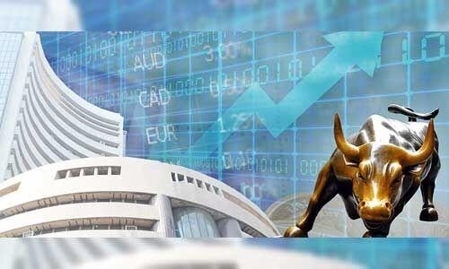 शेयर बाजार में दिखी तेजी, सेंसेक्स 300 अंक से ऊपर, निफ्टी 12 हजार पार
