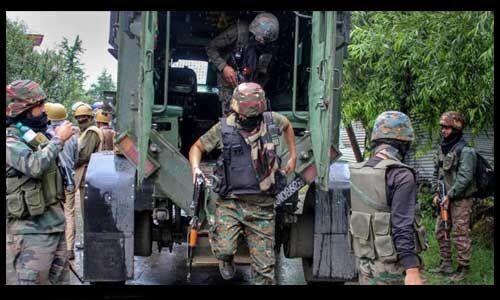 J&K : गांदरबल में सुरक्षाबलों और आतंकवादियों के बीच एनकाउंटर में आतंकी ढेर