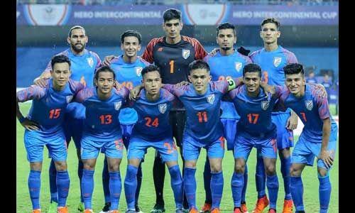 फीफा विश्वकप-2022 के लिए दुबई रवाना हुई भारतीय टीम