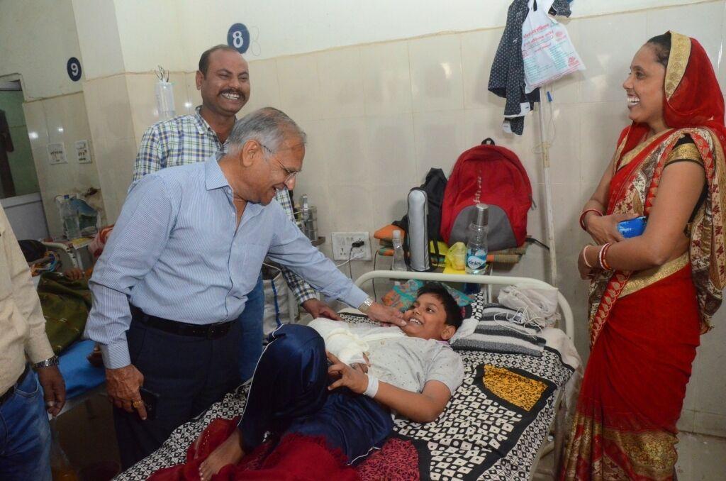 विश्व की सबसे बड़ी स्वास्थ्य योजना है आयुष्मान भारत: शेजवलकर