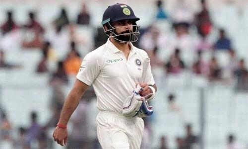 पोंटिंग ने कोहली को दशक की अपनी टेस्ट टीम का कप्तान बनाया
